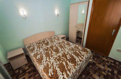 Корп. 1, 4-х местный 2-х комнатный 25 кв.м