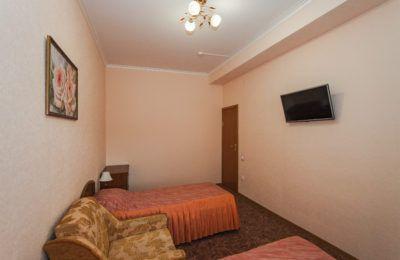 Корп. 2, 4-х местный 2-х комнатный 35 кв.м